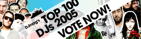 DJMAG'S TOP100 VOTING - vote now
